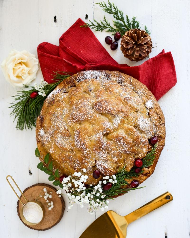 christmas apple pie recipe