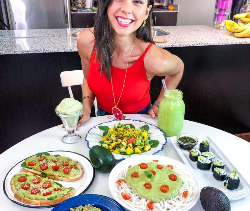 Seven Recipes Starring Avocados