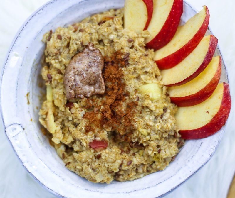Winter Breakfast Oatmeal Recipe
