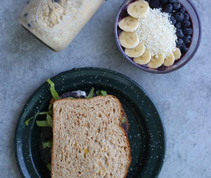 Three Quick Breakfast Recipes