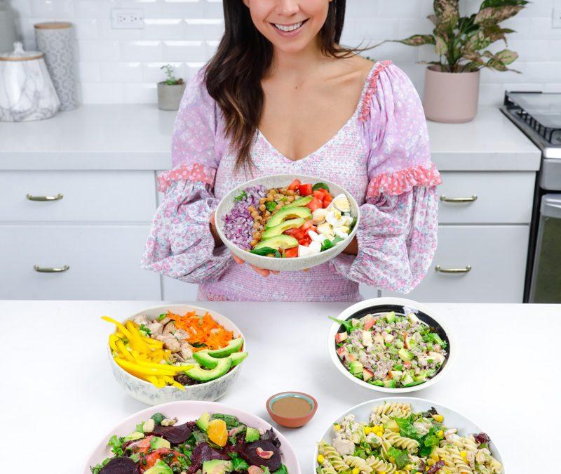 5 Healthy Salads