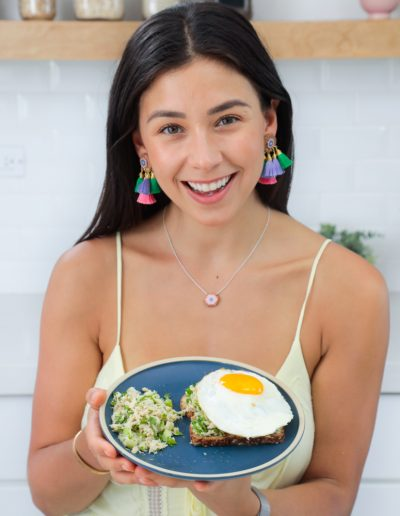 tuna egg sandwich